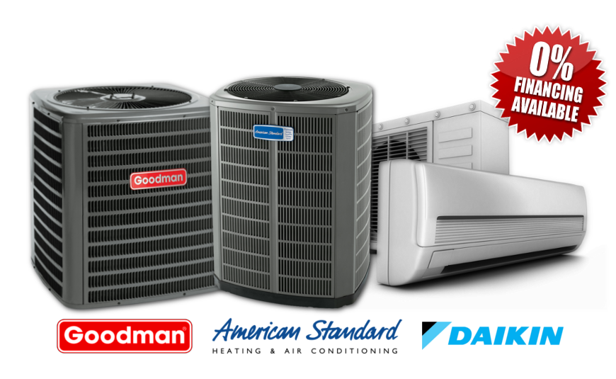 DFW Air Conditioner HVAC Service Finance HVAC System in Dallas-Fort Worth Texas