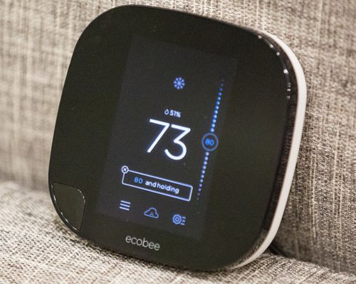 DFW Air Conditioner Smart Thermostat Ecobee