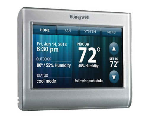 DFW Air Conditioner Smart Thermostat Honeywell